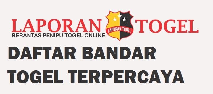 Kumpulan Bandar Togel Penipu dan Terpercaya - LAPORAN TOGEL